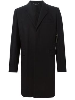 Single Breasted Coat Helmut Lang                                                                                                              None цвет