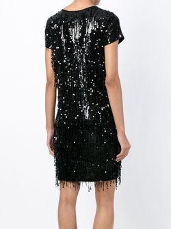 Платье С Пайетками Michael Michael Kors                                                                                                              чёрный цвет