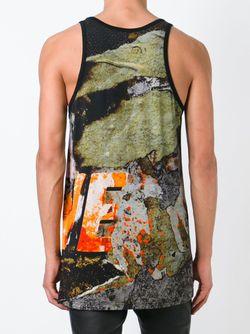 Топ С Принтом Givenchy                                                                                                              многоцветный цвет