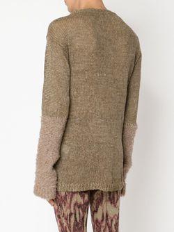 Свитер George Vivienne Westwood                                                                                                              зелёный цвет
