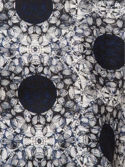 Блузка В Технике Батик Piamita                                                                                                              чёрный цвет
