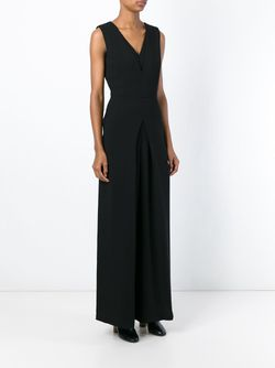 Sleeveless Jumpsuit Vince                                                                                                              черный цвет