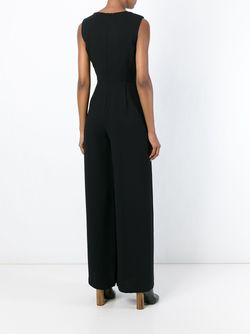Sleeveless Jumpsuit Vince                                                                                                              черный цвет