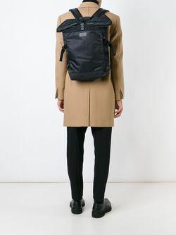 Рюкзак С Откидным Клапаном Paul Smith                                                                                                              чёрный цвет