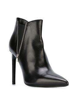 Ботильоны Janis Saint Laurent                                                                                                              чёрный цвет