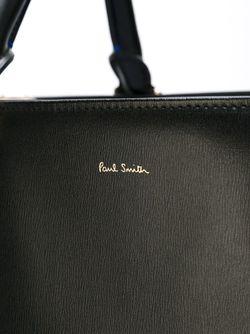 Сумка-Тоут Paul Smith                                                                                                              черный цвет