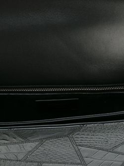 Средняя Сумка На Плечо Monogram Universite Saint Laurent                                                                                                              чёрный цвет