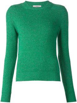 Свитер С Круглым Вырезом BARRIE                                                                                                              зелёный цвет