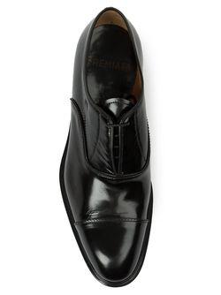 Классические Туфли-Оксфорды Premiata                                                                                                              чёрный цвет
