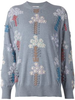 Candy Tree Sweater BARRIE                                                                                                              синий цвет