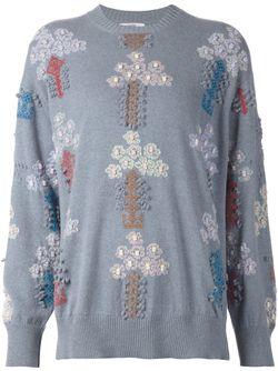 Candy Tree Sweater BARRIE                                                                                                              синий цвет