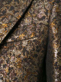Жаккардовый Блейзер Eggs                                                                                                              серебристый цвет