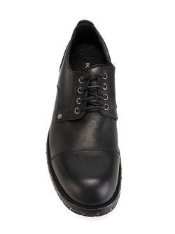 Туфли Дерби С Заклепками Dolce & Gabbana                                                                                                              черный цвет