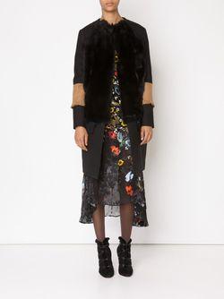 Пальто Zora Preen By Thornton Bregazzi                                                                                                              чёрный цвет