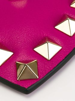 Брелок В Форме Сердца Rockstud Valentino Garavani                                                                                                              розовый цвет