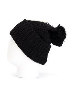 Шапка-Бини С Помпоном Y-3                                                                                                              чёрный цвет