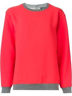 Двухцветная Толстовка Mcq Alexander Mcqueen                                                                                                              розовый цвет