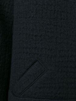 Тканое Пальто Мешковатого Кроя Lala Berlin                                                                                                              чёрный цвет