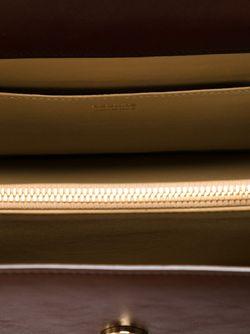 Маленькая Сумка-Тоут Rochas                                                                                                              коричневый цвет