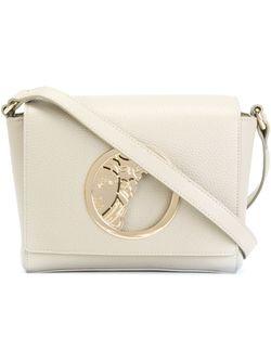Сумка Через Плечо С Логотипом Versace Collection                                                                                                              серый цвет