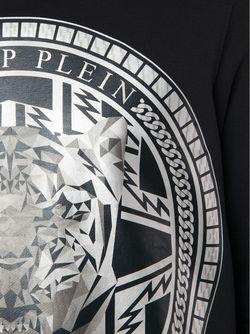 Толстовка Original Philipp Plein                                                                                                              чёрный цвет
