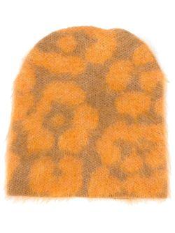 Шапка-Бини Stella Mccartney                                                                                                              желтый цвет
