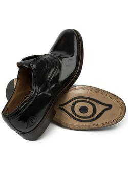 Leclaireur X Oxford Shoes Premiata                                                                                                              черный цвет