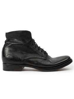 Leclaireur X Distressed Boots Premiata                                                                                                              чёрный цвет