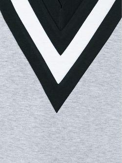 Толстовка С V-Образным Вырезом General Idea                                                                                                              серый цвет