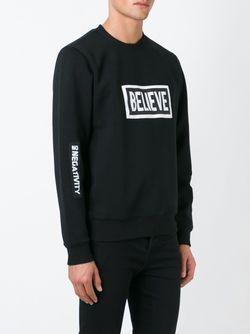 Толстовка Believe General Idea                                                                                                              черный цвет