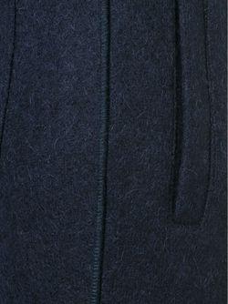 Брюки На Завязках Laneus                                                                                                              синий цвет