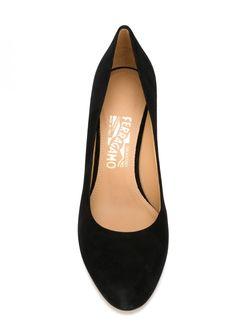 Туфли Leo Salvatore Ferragamo                                                                                                              черный цвет