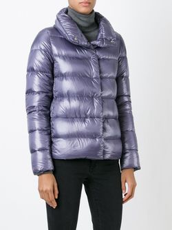 Дутая Куртка Herno                                                                                                              розовый цвет