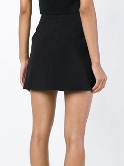 Embellished Mini Skirt Michael Michael Kors                                                                                                              чёрный цвет