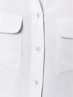 Рубашка С Нагрудными Карманами Equipment                                                                                                              серый цвет