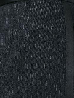Брюки В Полоску Dolce & Gabbana                                                                                                              черный цвет