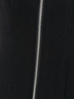 Front Zip Dress Michael Michael Kors                                                                                                              чёрный цвет
