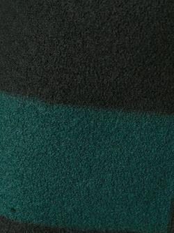 Полосатый Кардиган С Эффектом Поношенности T By Alexander Wang                                                                                                              черный цвет