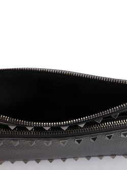 Клатч Rockstud Valentino Garavani                                                                                                              черный цвет