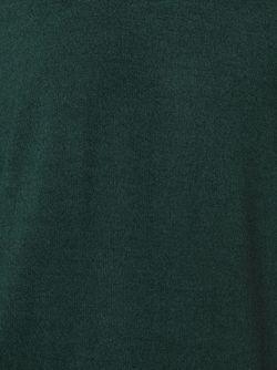Свитер С Круглым Вырезом Fay                                                                                                              зелёный цвет