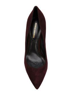Туфли Maeva Nicholas Kirkwood                                                                                                              красный цвет