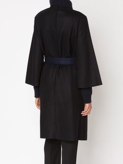 Пальто С Запахом Thildon The Row                                                                                                              чёрный цвет