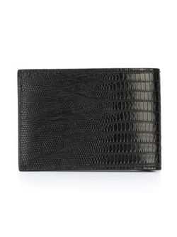 Классический Бумажник Saint Laurent                                                                                                              чёрный цвет