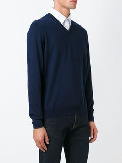 V-Neck Sweater Fay                                                                                                              None цвет