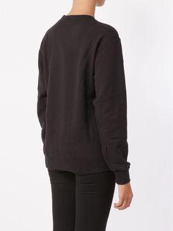 Print Sweatshirt Undercover                                                                                                              чёрный цвет