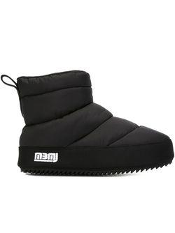 Дутые Лыжные Ботинки Marc by Marc Jacobs                                                                                                              черный цвет