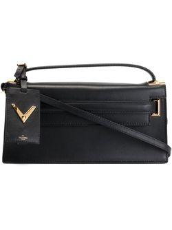Сумка-Тоут My Rockstud Valentino Garavani                                                                                                              чёрный цвет