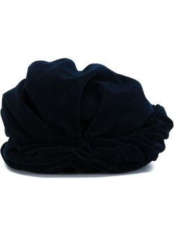Шапка-Тюрбан Forte Forte                                                                                                              синий цвет
