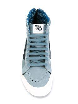 Хайтопы Sk8 Vans                                                                                                              синий цвет