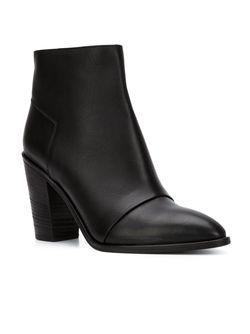 Ботинки По Щиколотку Emnis Vince                                                                                                              чёрный цвет